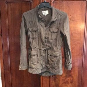 Lucky army green jacket
